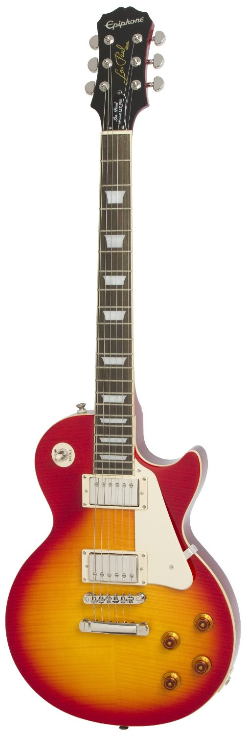 Epiphone Les Paul Standard Plus-Top Pro Electric Guitar