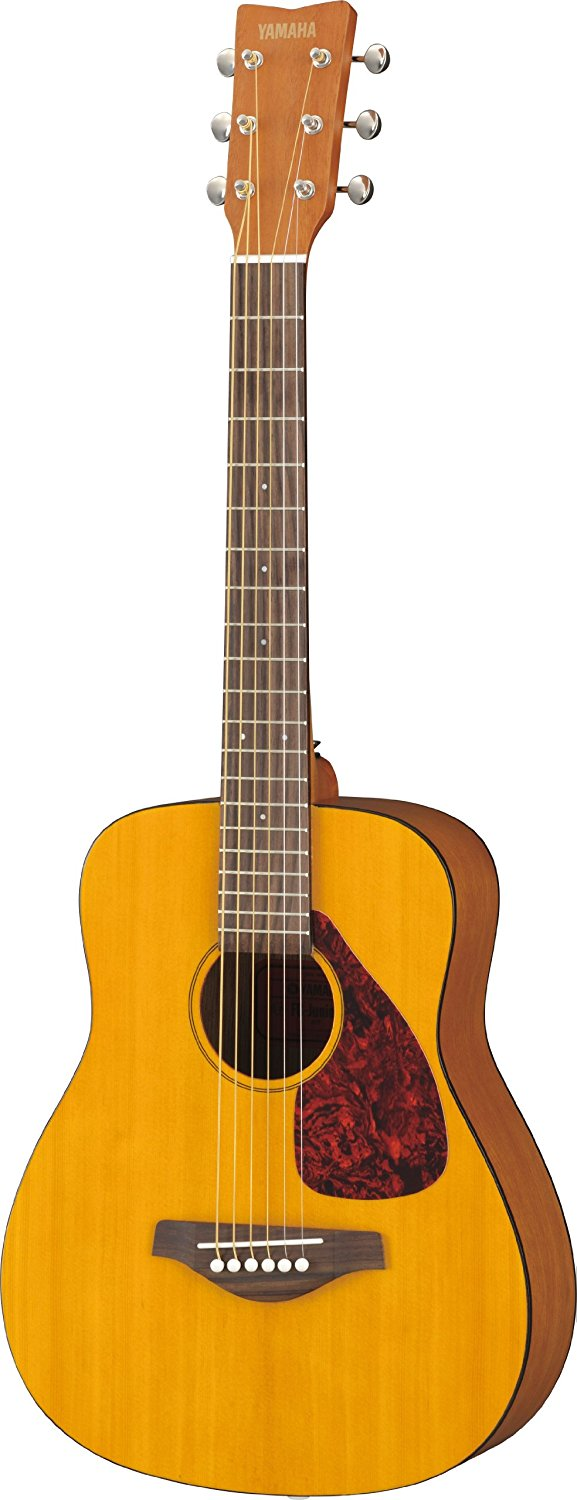 Yamaha JR1 3/4 Size Acoustic Guitar & gigbag - Natural
